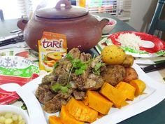 Pachamanca a la olla #peruvian food