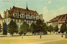 Rathaus, 1903