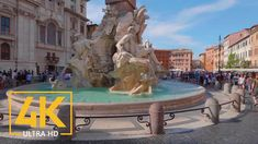 Rome Virtual Walking Tour in – Rome City Travel Guide - video Rome Travel, Italy Travel, Italy Vacation, Places To Travel, Travel Destinations, Places To Go, Virtual Travel, Virtual Tour, Vegas Strip