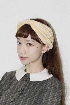Online Shopより【タカハシマイCollaboration Turban】発売と本日入荷のお知らせ | Grimoire Blog