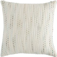 Pier 1 Imports Natural Basketweave Stripe Pillow ($30) ❤ liked on Polyvore featuring home, home decor, throw pillows, natural, seaside home decor, striped throw pillows, pier 1 imports, stripe throw pillows and striped accent pillows