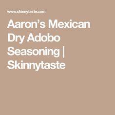 seasoning food adobo seasoning forward traci s adobo seasoning adobo ...