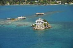 Guanaja Bay Islands Honduras is so beautiful!  Love it!