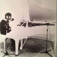 John Lennon. Imagine...