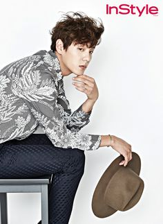 Kwak Si Yang is Sure to Swoon You with His 'InStyle' Spread! | Koogle TV