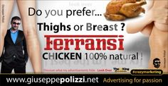 giuseppe polizzi pubblicità 2016 crazy marketing pollo sexy inglese.jpg