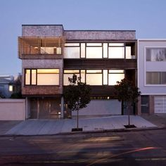the harrison street residences The Harrison Street Residences in California Built for a Young Family