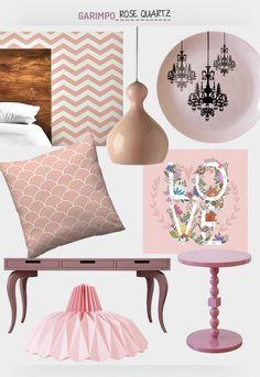 PinkCharm: Inspirações de Decoração com as cores Pantone