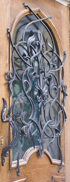 Whimsical wrought iron Art Pinterest
