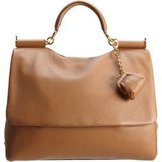 Dolce & Gabbana Miss Sicily Bag ($2,345) ❤ liked on Polyvore
