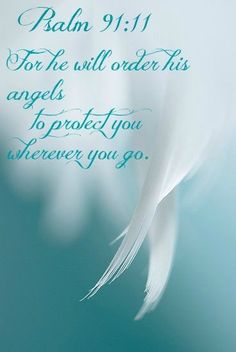 Image result for Angels keep you safe quotes