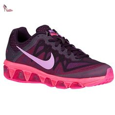 check out 85305 83465 Womens Nike Air Max Tailwind 7 Chaussures de course Noble Violet Pow  683635-505 Taille