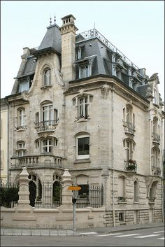 La maison du docteur Paul Jacques (Nancy)