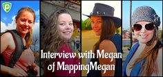 Interview with Mapping Megan https://www.purevpn.com/blog/interview-with-mapping-megan/