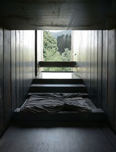 RCR Arquitectes - Casa rural, Girona Previously, a more thorough write-up. Architecture Plan, Beautiful Architecture, Interior Architecture, Interior And Exterior, Rural House, Unusual Homes, Forest House, House Extensions, Brutalist