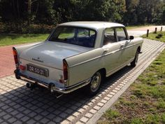 Peugeot 404 1.6 1970 Auto Peugeot, Classic Cars, Automobile, Vans, Glamour, Trucks, Passion, French, History