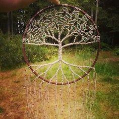 Filtro dos sonhos / Árvore da Vida                                                                                                                                                                                 Mais