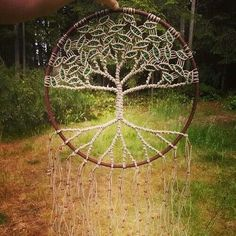 Filtro dos sonhos / Árvore da Vida