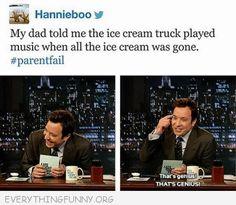 Jimmy Fallon...always funny
