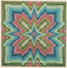 Irresistible Embroidery Patterns, Designs and Ideas. Awe Inspiring Irresistible Embroidery Patterns, Designs and Ideas. Broderie Bargello, Bargello Needlepoint, Needlepoint Belts, Bargello Quilts, Needlepoint Designs, Needlepoint Pillows, Needlepoint Stitches, Needlework, Cross Stitching