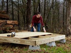Build Your Own Simple Shed - Popular Mechanics
