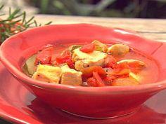 Italian Chicken and Vegetable Soup Recipe : Paula Deen : Food Network