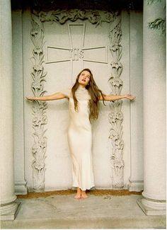 Demri Lara Parrot in the 90's> Layne Staley's Girl friend