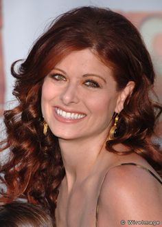 Debra Messing ...I want her hair