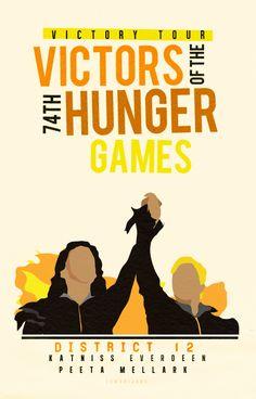 Katniss Everdeen & Peeta Mellark on the VictoryTour]]] Hunger Games Saga, Hunger Games Pin, Hunger Games Catching Fire, Katniss And Peeta, Katniss Everdeen, Tribute Von Panem Film, Hunger Games Districts, I Volunteer As Tribute, Interview