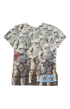 Star Wars Photo Print T-Shirt