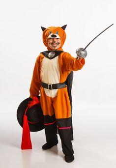 DisfracesMimo, disfraz gato con botas de niño infantiles.Tu hijo será el espadachín más valiente de la película de Shreck..Este disfraz es ideal para tus fiestas temáticas de disfraces cuentos populares,famosos y musicos,animales para niños infantiles