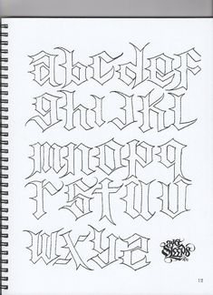 VK is the largest European social network with more than 100 million active users. Lettering Styles Alphabet, Tattoo Lettering Design, Graffiti Lettering Alphabet, Tattoo Fonts Alphabet, Chicano Lettering, Graffiti Font, Cool Lettering, Graffiti Characters, Graffiti Artists