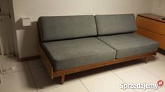 Sofa,kanapa, wersalka vintage, retro, PRL, lata 60 Poznań