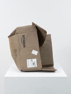 Matt Johnson, Untitled (Amazon Box), 2016 , 303 Gallery