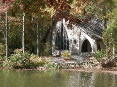 Callaway Chapel where Sybil meets Miguel
