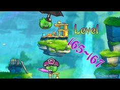 Angry Birds 2 Gameplay Walkthrough Level 165~167 (HARD LEVEL) - 7,138,294 Scores | Android Gameplay