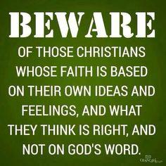 BEWARE OF FABLES 2Timothy 4:1-5kjv