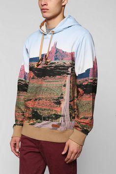 Staple Mojave Pullover Hoodie Sweatshirt