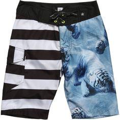 Molo Swimming Tigers 'Alvaro' Swim Shorts ss15