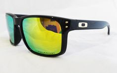 29657ab1d9 New Polarized Oakley Holbrook Shaun White Signature Series Sunglasses  Polished Black 24K Iridium Oakley Holbrook
