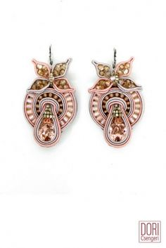 Beverly Hills Floral Earrings