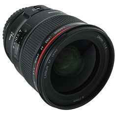 Canon EOS 24mm f1.4 L II USM Auto Focus Wide Angle Lens