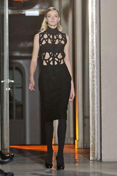 Sigrid Agren   Rue du Mail F/W 2012 Paris