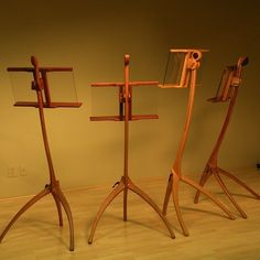 wooden music stand - Google Search