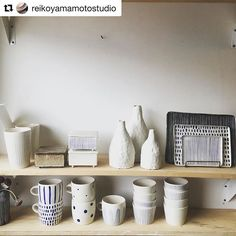 @jenallenceramics invited @reikoyamamotostudio to join us at our NCECA gallery Expo booth. Find her work featured all day Friday, March 24th. For more info about Reiko and our invited artist lineup, click link in profile. Repost with @repostapp ・・・ Decisions decisions. What should I bring to #portland with me for #nceca2017? If you are attending nceca, find these at the @objectiveclay booth at the gallery expo on Friday March 24th. I would love to meet you!  #contemporaryceramics #porcelain…