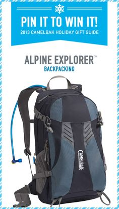 CamelBak Alpine Explorer is a versatile pack with enough hydration and cargo for full-day ascents.