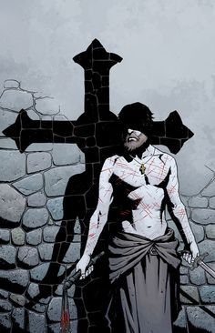 Baltimore: The Inquisitor by Mike Mignola