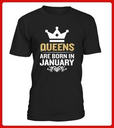 Queens Are Born In January TShirts (*Partner Link)