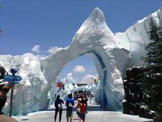 A touring plan for @SeaWorld's Antarctica.