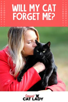Let's face it cats are heard to read and sometimes they act like they don't care or do they? Have you ever wondered if your cat will forget you? Find out more on cats and their behavior.    #cats #behavior #forget
